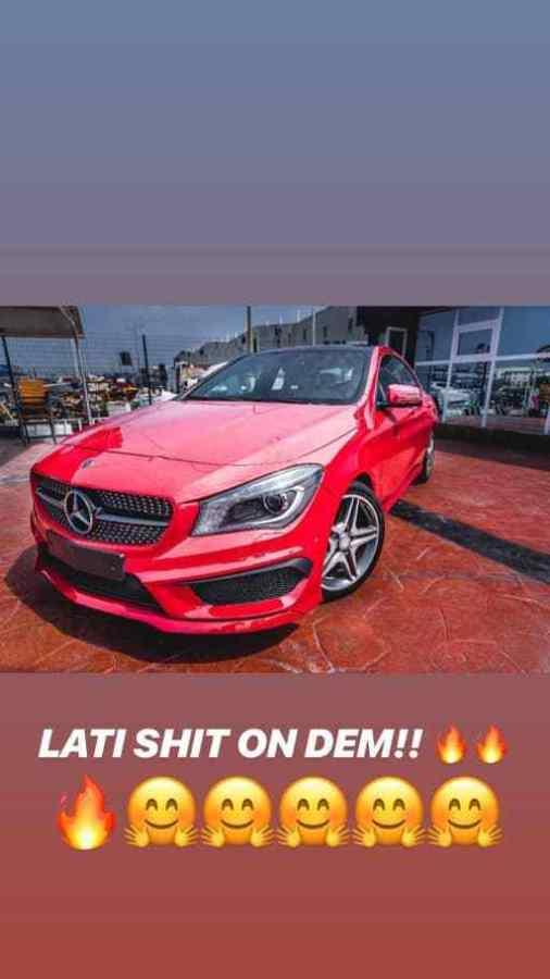 Davido Buys Benz For His Personal Assistant🔥🔥 » Naijashaku
